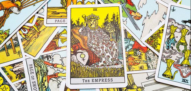 Carta del Tarot: La Emperatriz