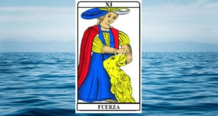 Carta Tarot La Fuerza – Significado y Combinaciones