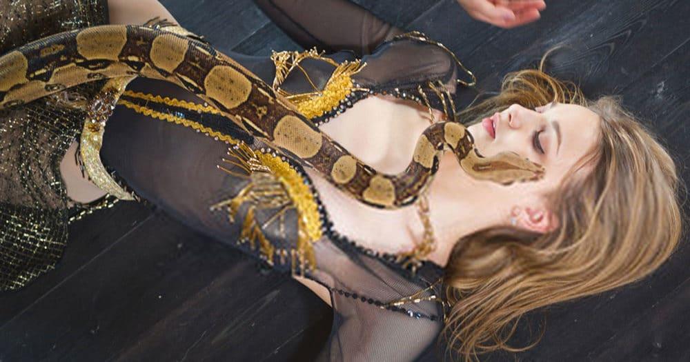 Soñar con una Serpiente; Descubre sus significados