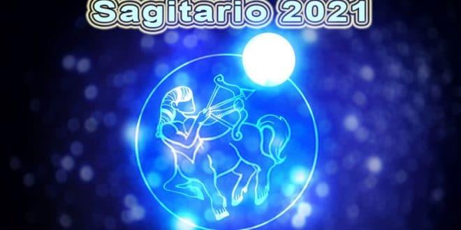 Horóscopo Sagitario 2021