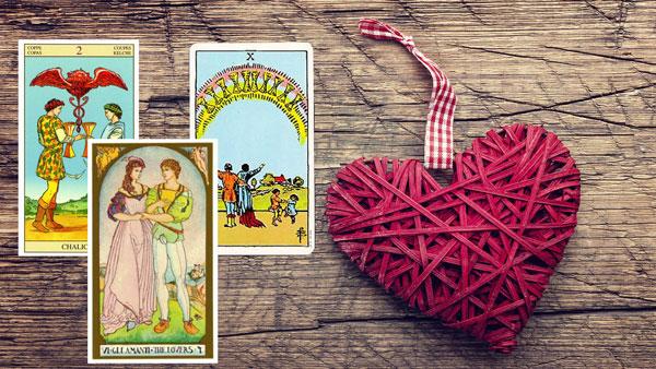 Tarot del Amor - Tarot Interactivo Gratis