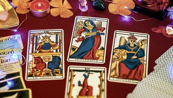 Tarot de Marsella - Tarot Interactivo Gratis