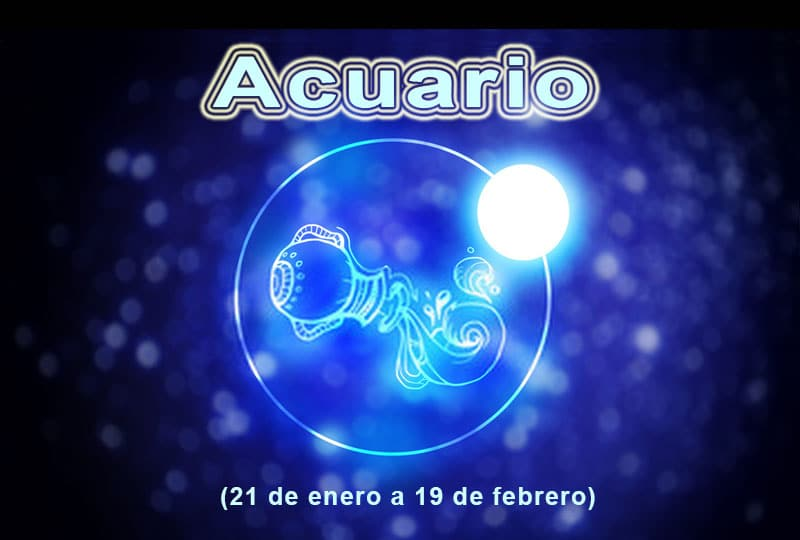 Horoscopo ACUARIO hoy [wpdts-day zero=