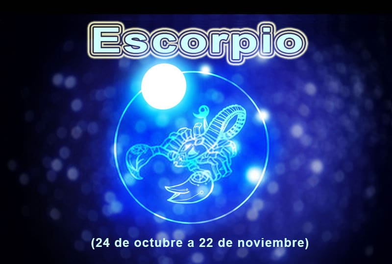 Horoscopo ESCORPIO hoy [wpdts-day zero=